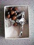 St. Benedict's Crucifix Single Decade Rosary
