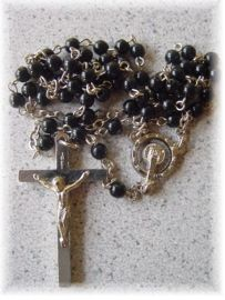 Small First Communion Rosaries for Boy
