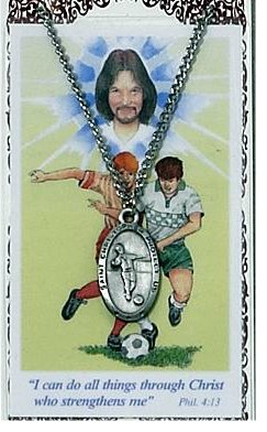 Sports Medals, Boys soccer