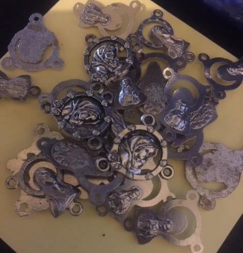 Bulk Rosary Centerpieces 5 pk