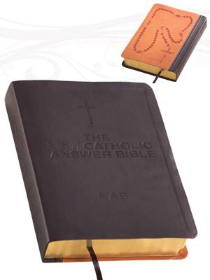 The NEW Catholic Answer Bible Librosario
