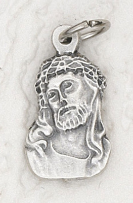 Sorrowful Face of Christ charm