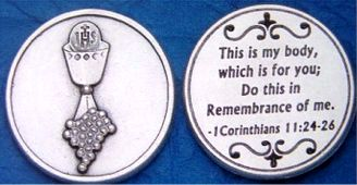 Communion Pocket Coins