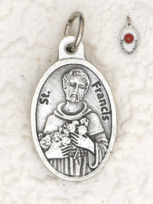 St. Francis Relic Medals