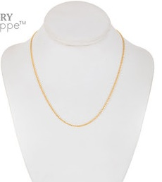 Gold tone chain (AA-7)