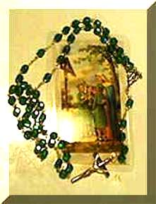Girl Scout Rosary sets
