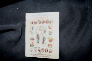 Full Color Pocket Prayer books -The Holy Rosary Illustrated