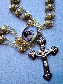 Heirloom Saints Rosaries