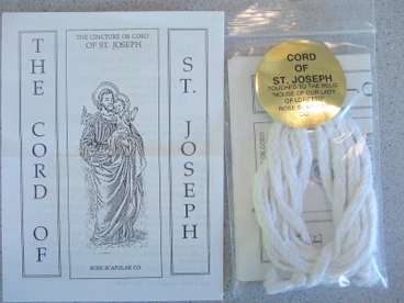 Powerful Cord of St. Joseph