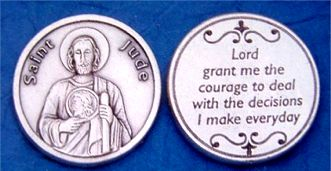 St. Jude Pocket Coin