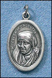 Relic medals - Bl. Mother Teresa