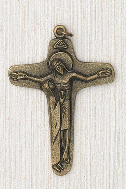 Three Inch Comfort Cross on base