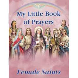 My Prayer book (Female Saints)
