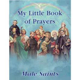 My Prayer Book (Male Saints)