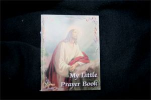 Full Color Pocket Prayer books My Little Prayer Book