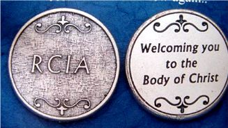 RCIA Pocket Coins