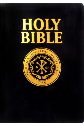 RSV-CE Catholic Scripture Study Bible Large Print
