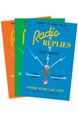 Radio Replies Complete set of 3